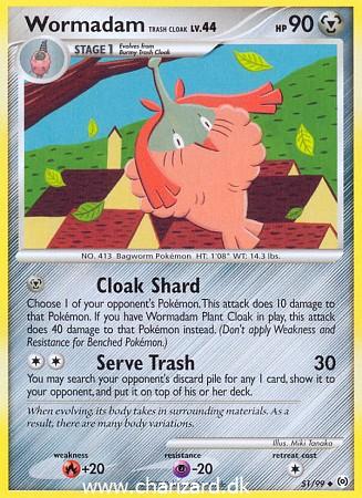 Platinum Arceus - Pokémon kort