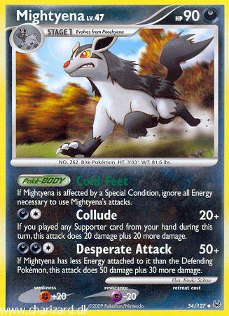Platinum - Pokémon kort